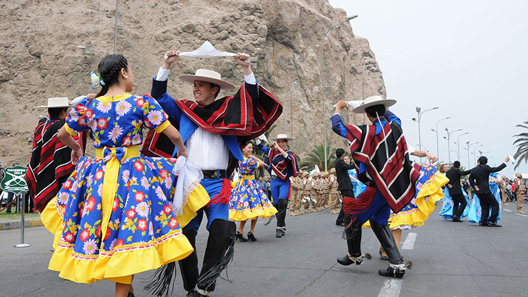 The Fiestas Patrias peruanas, or Peruvian National Holidays, are celebrations of Peru's independence from the Spanish Empire. They officially consist of three days:  - June 24 is celebrated as Countrymans day - July 28, in commemoration of Peru's independence won by José de San...