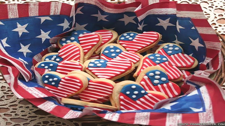 Independence Day is annually celebrated on July 4 and is often known as 'the Fourth of July'. It is the anniversary of the publication of the declaration of independence from Great Britain in 1776. Patriotic displays and family events are organized throughout the United States. Many people display...