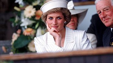 Anniversary of the death of Princess Diana