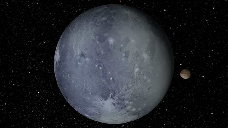 August 24, 2006 was a sad day for Pluto. Formerly known as a planet, Pluto was downgraded to a dwarf planet that day. August 24 is now recognized as Pluto Demoted Day. Use the day as an opportunity to learn about Pluto, its new status and its connection to central Illinois.  These days, Pluto...