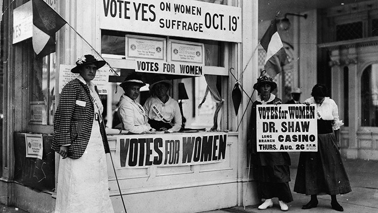 Women's Equality Day is a day proclaimed each year by the United States President to commemorate the granting of the vote to women throughout the country on an equal basis with men. Women in the United States were granted the right to vote on August 26, 1920, when the 19th Amendment to the United...