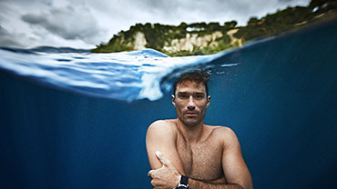 Freediver World Record