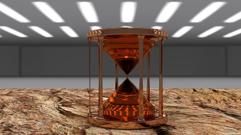 Time's Up Day is a day to let you know that if you've been waiting to make up with someone close to you, that you've officially run out of time and it's time to make amends. Life's too short to be on bad terms with those you should be close to you. So you think you have years to make up with...