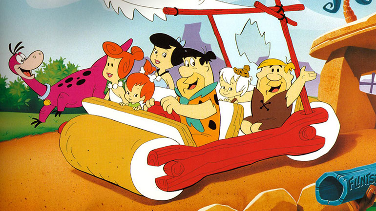 The Flintstones is an animated, prime-time American television sitcom that was broadcast from September 30, 1960, to April 1, 1966, on ABC. The show was produced by Hanna-Barbera. The Flintstones was about a working-class Stone Age man's life with his family and his next-door neighbor and best...